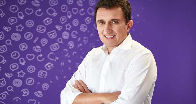 Djamel Agaoua CEO Viber