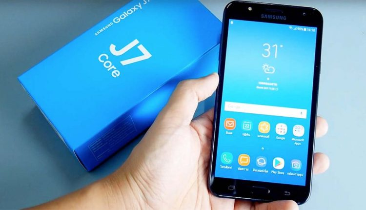 Samsung-Galaxy-J7-Core-Box