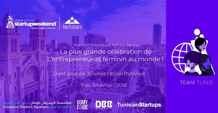 Global Startup Weekend Women Tunis