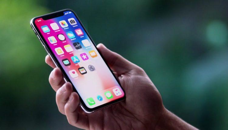 probléme iphone x