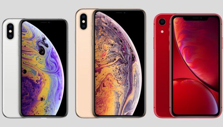 iphone xs, xs max , xr