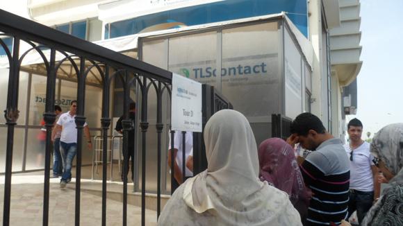 tls contact tunisie
