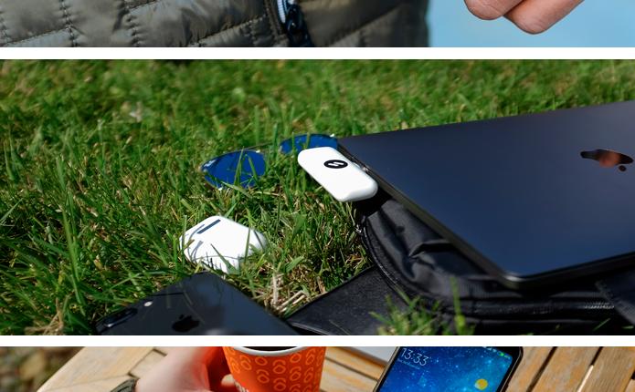 Lightr: le plus petit chargeur intelligent au monde