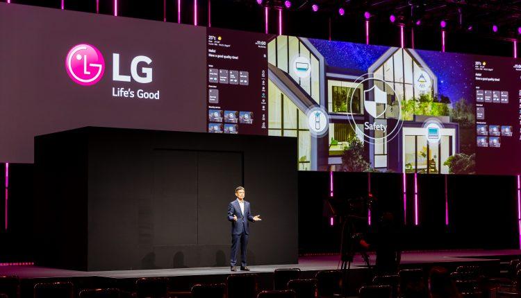 LG IFA 2020 – KH Kim 03