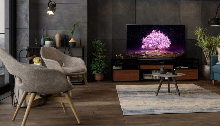 LG OLED TV, C1 Ambient (1)