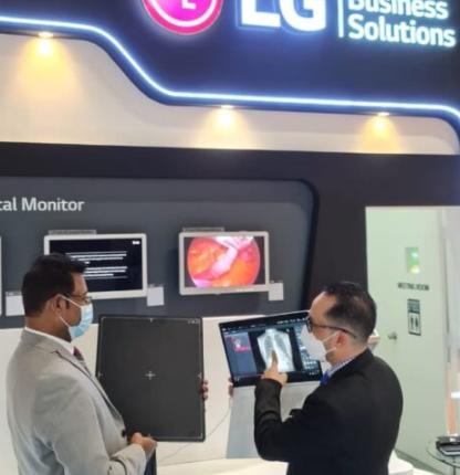 LG Medical Monitor